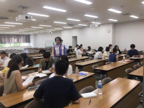 有吉ゼミ夏合宿に参加!!