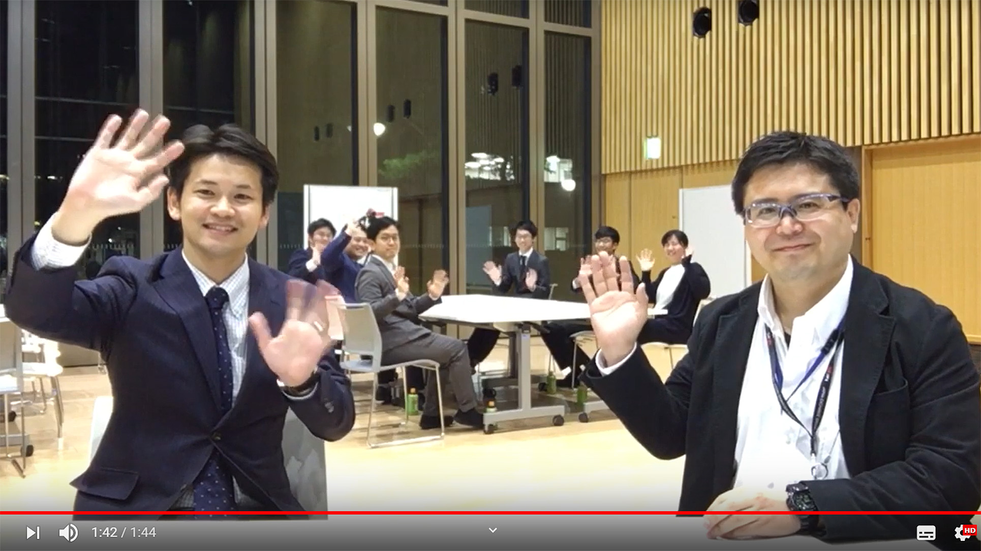dokkyo-news.com ライブニュース:若手座談会収録中!